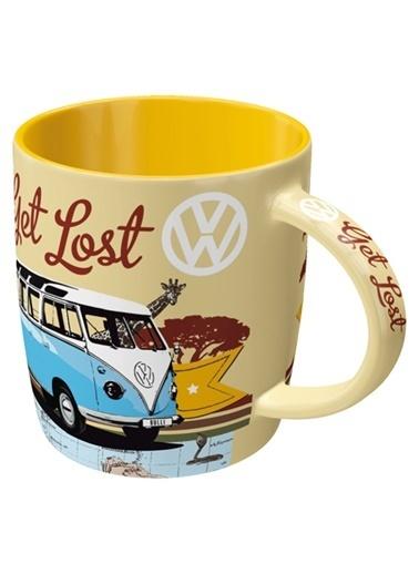 Nostalgic Art VW Bulli - Let's Get Lost Kupa Renkli